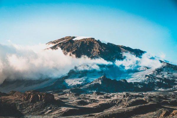 Africa-Tanzania-Kilimanjar